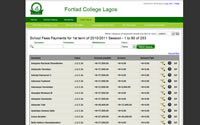 Fortlad College Lagos School Manager