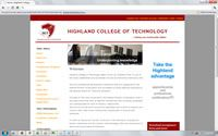 Highland College of Technology